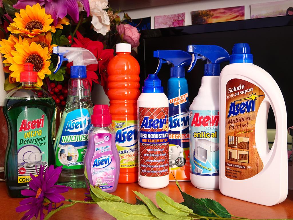 ajutoarele asevi pentru curatenie