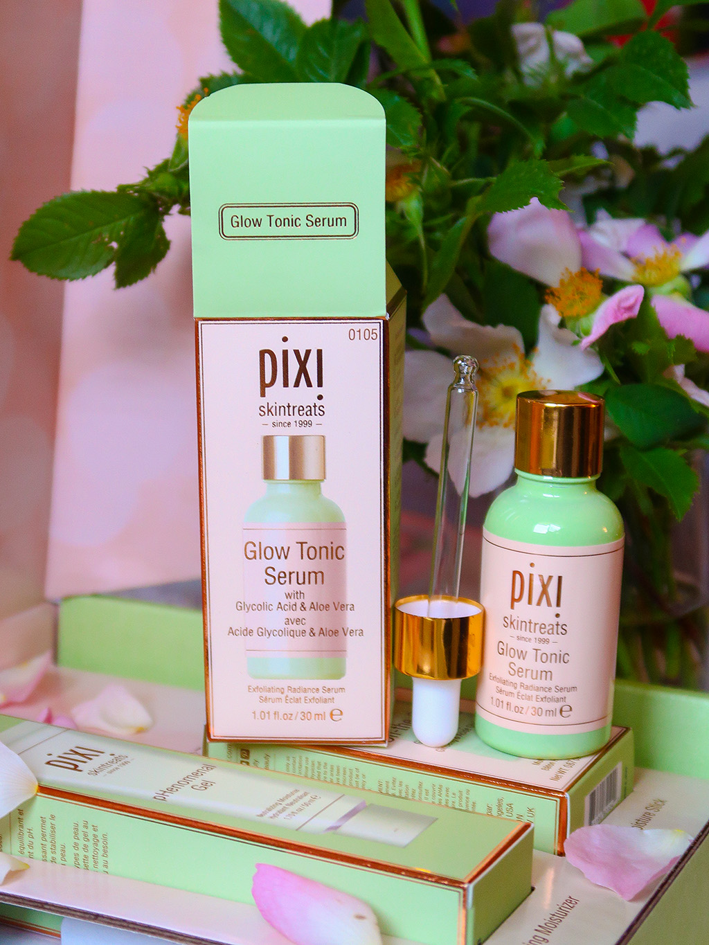 pixi beauty glow collection