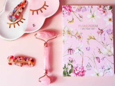 rose quartz roller roz hana emi