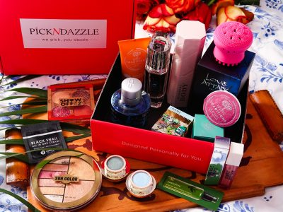 unboxing beauty box pickndazzle