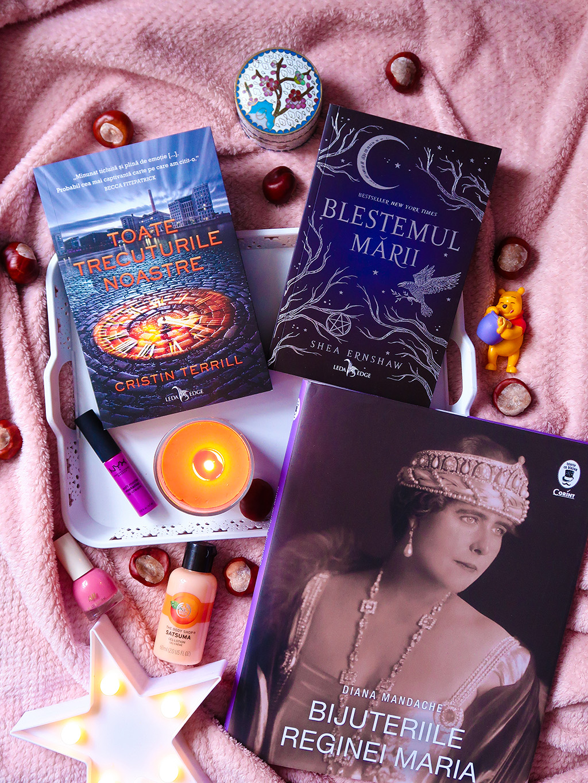 carti lecturi toamna editura leda edge corint bijuteriile reginei maria toate trecuturile noastre blestemul martii