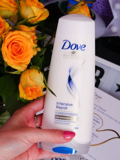 dove intensive repair sampon balsam pentru reparare par degradat