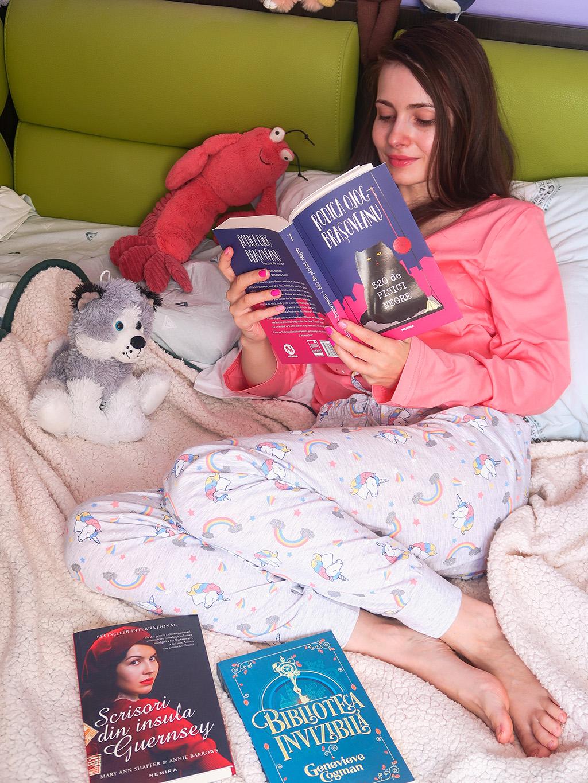 lady line pijamale unicorn curcubeu pufoase toamna iarna