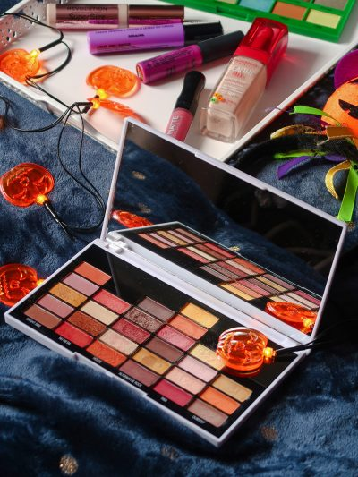 notino machiaj halloween makeup paleta makeup revolution now that's what i call makeup paleta