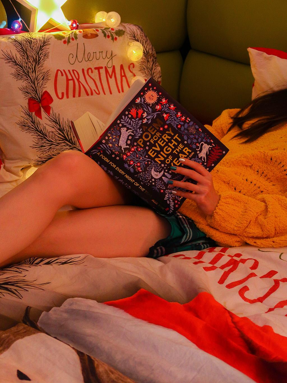 lenjerii deosebite pat craciun merry christmas bufnita