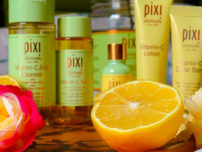 review pixi beauty petra vitamin c collection for a healthy glowing skin