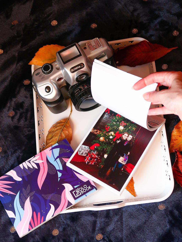yolo book aplicatie albume foto polaroid poze amintiri