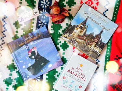 cartepedia trei carti in ton cu sarbatorile de iarna viata aventurile lui mos craciun arta de a-ti crea amintiri meik wiking craciunul regal