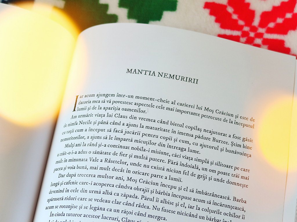 cartepedia carte editura vellant viata si aventurile lui mos craciun frank baum