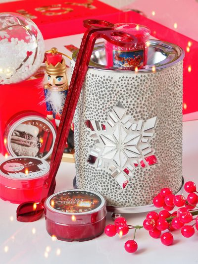 idei de cadouri craciun notino set daisy marc jacobs parfum lumanari yankee winter kringle pensule real techniques tangle teezer frozen