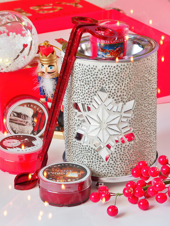 idei de cadouri craciun notino set daisy marc jacobs parfum lumanari yankee winter kringle pensule real techniques tangle teezer frozen