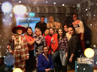 secret santa bloggers blogeri constanta 2019 mistic cafe