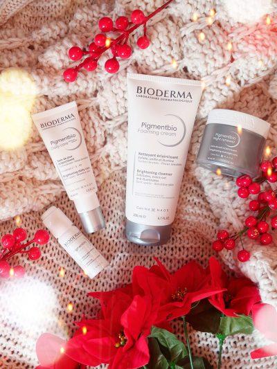 bioderma gama pigmentbio crema zi noapte ser vitamina c spf pete soare reda stralucirea pielii