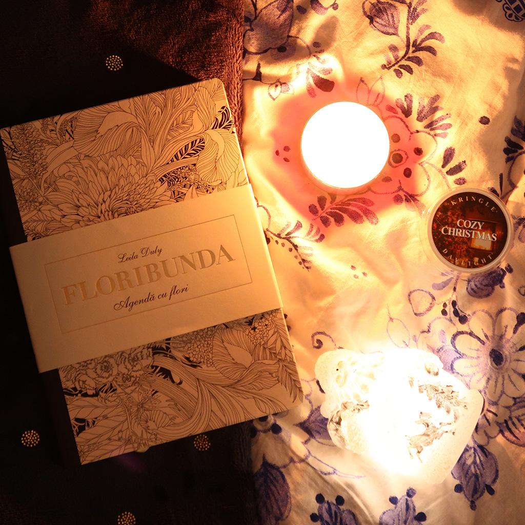 agenda floribunda editura litera carte colorat flori