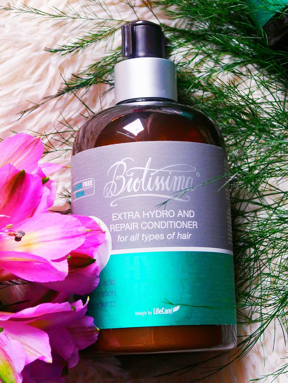 life care hidratarea intensa a parului cu sampon balsam biotissima acid hialuronic