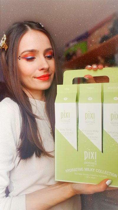 pixi beauty petra milky collection