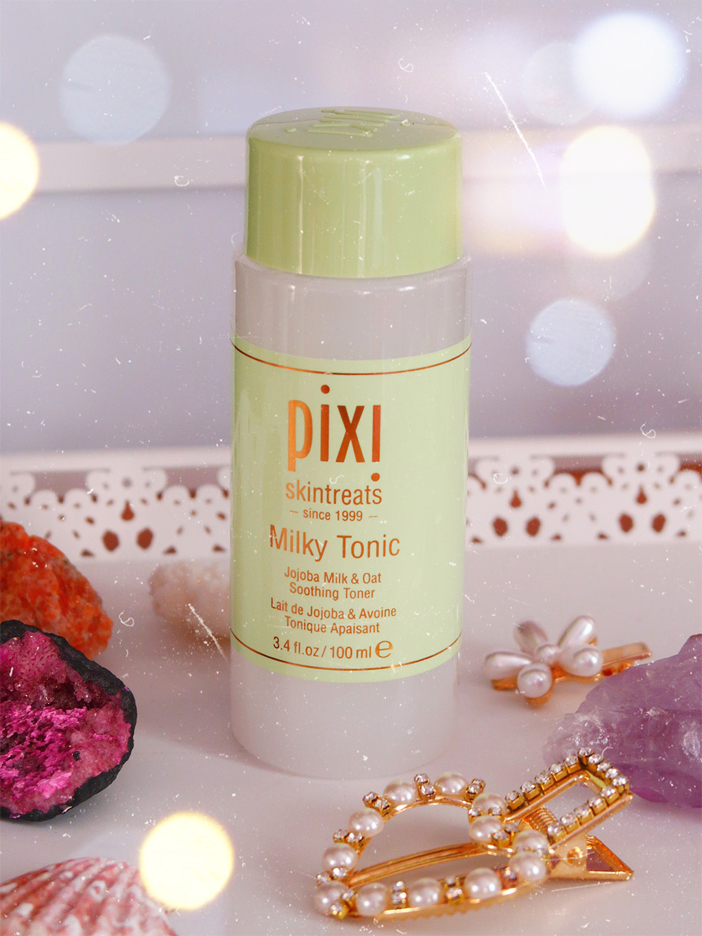 pixi beauty petra milky collection toner