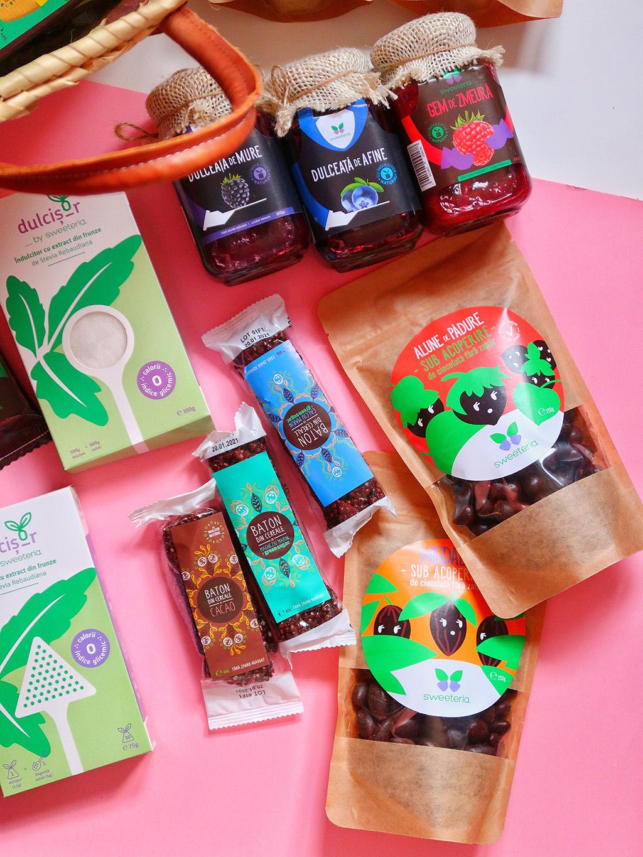 trei ani de sweeteria drogherie dm duce natural stevie dulciuri sanatoase