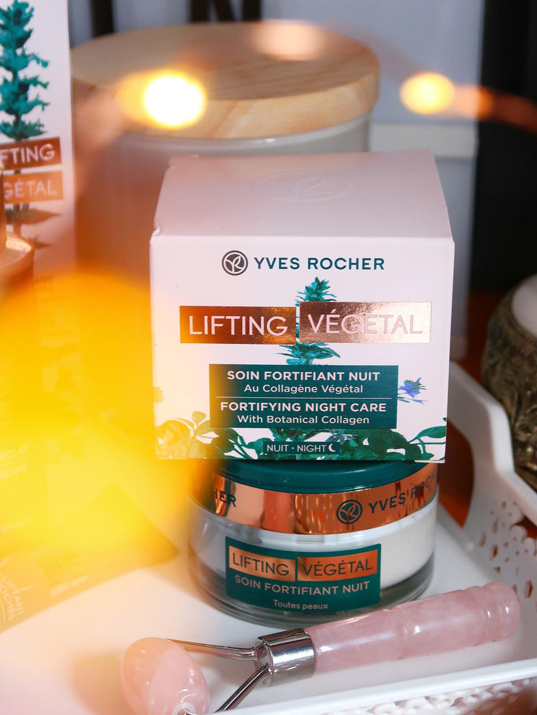 yves rocher gama lifting vegetal crema ser fluid