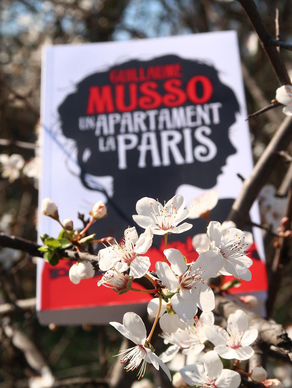 libris recenzie carte un apartament la parais guillaume musso pahar bambus
