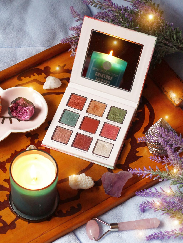 notino essence machiaj makeup paleta farduri crystal power
