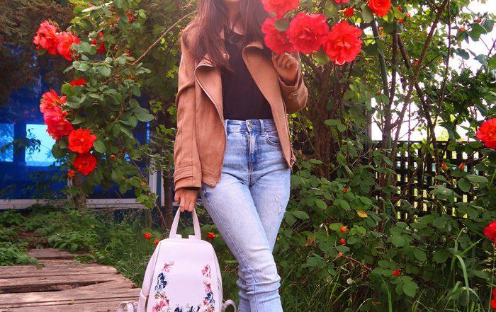 outfit bonprix adidasi skechers dlites albi prima plimbare in natura dupa izolarea sociala trandafiri mamaia constanta