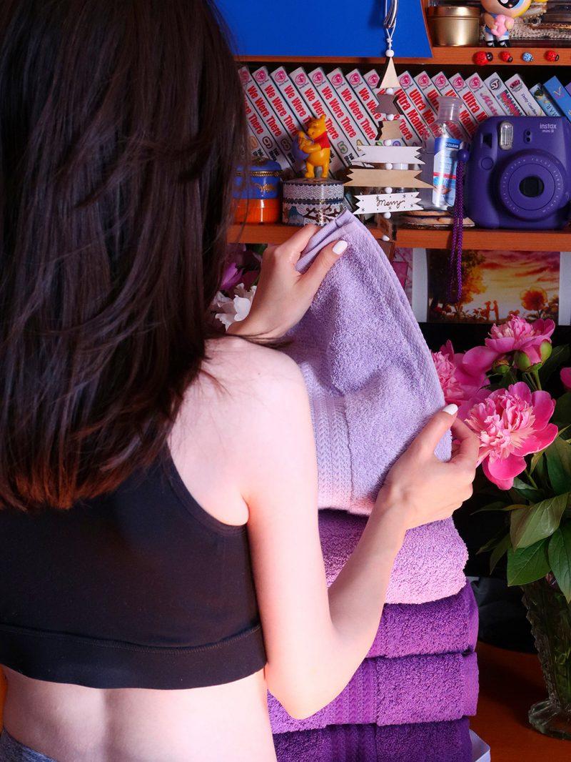 lenjerii deosebite cum alegi prosoape calitate bumbac mov lila set