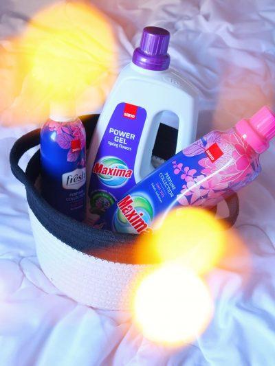 parfumuri magice pentru rufe cu produsele sano