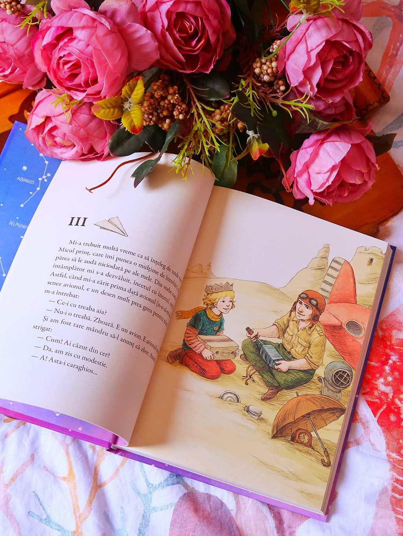 carti frumos colorate pentru copii si tineri cartepedia amuleta cronicile padurii lupilor alexia udriste micul print