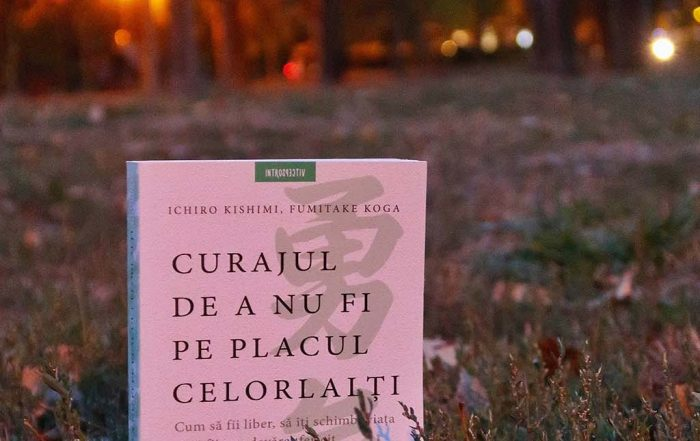 carte curajul de a nu fi pe placul celorlalti ichiro kishima fumitake koga libris