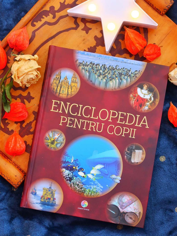 carti de la postasul corint un an fara tine enciclopedia pentru copii