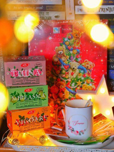 ceaiuri fares tihna mireasma vigoare aromate arome