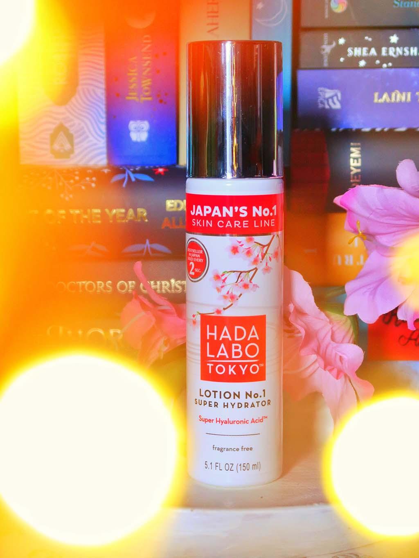 cosmetice hada labo tokyo romania ingrijire minimalista ten produse japoneze review recenzie lotiune super hidratanta