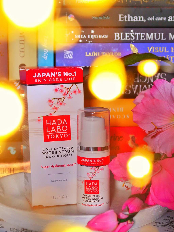 cosmetice hada labo tokyo romania ingrijire minimalista ten produse japoneze review recenzie water serum