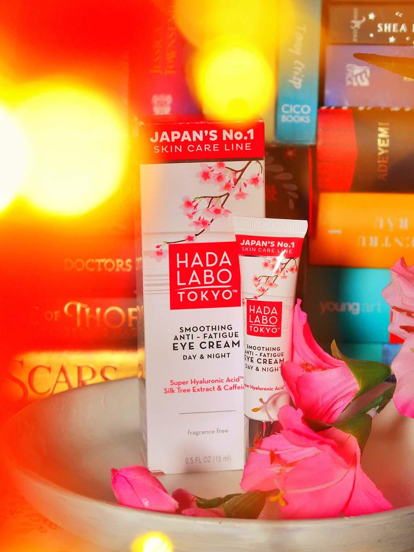 cosmetice hada labo tokyo romania ingrijire minimalista ten produse japoneze review recenzie crema ochi