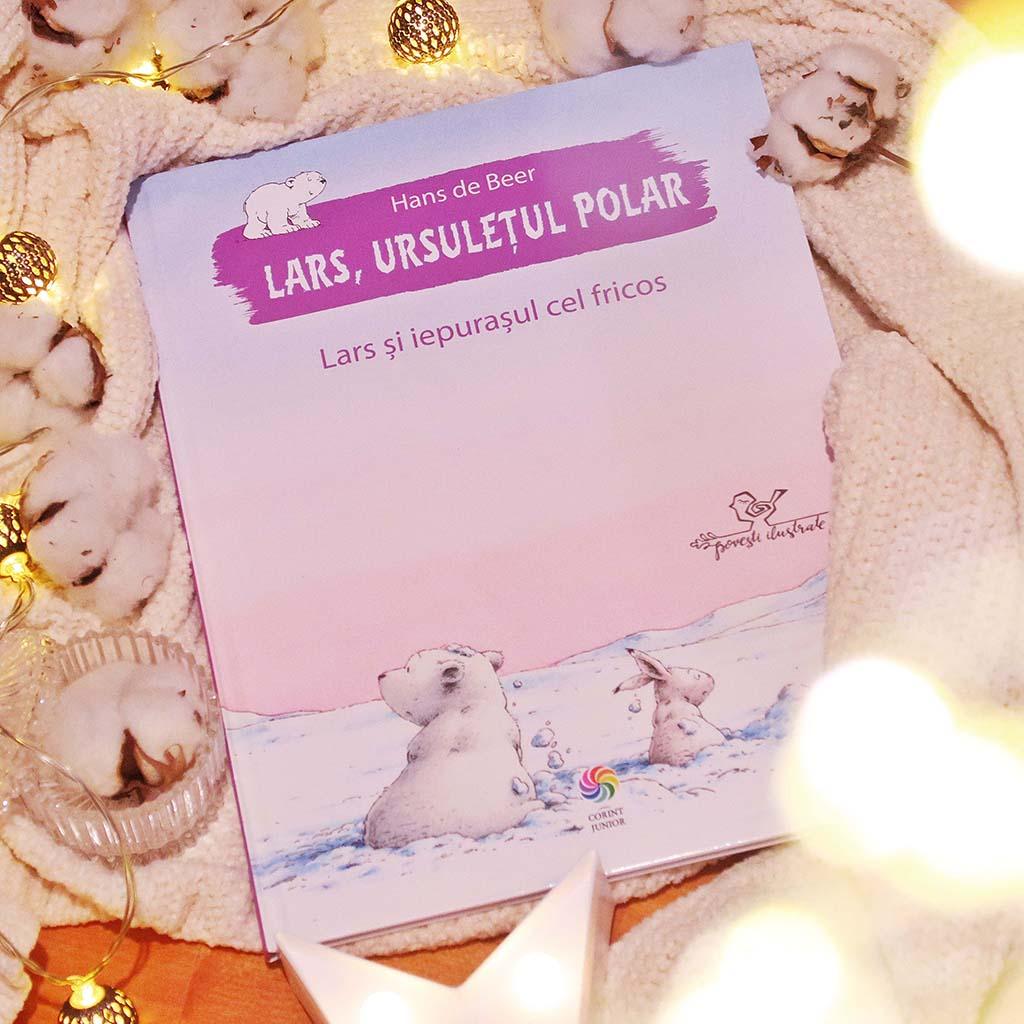 carti ilustrate ilustratii editura corint junior lars ursuletul polar iepurasul cel fricos ajuta-ma sa zbor