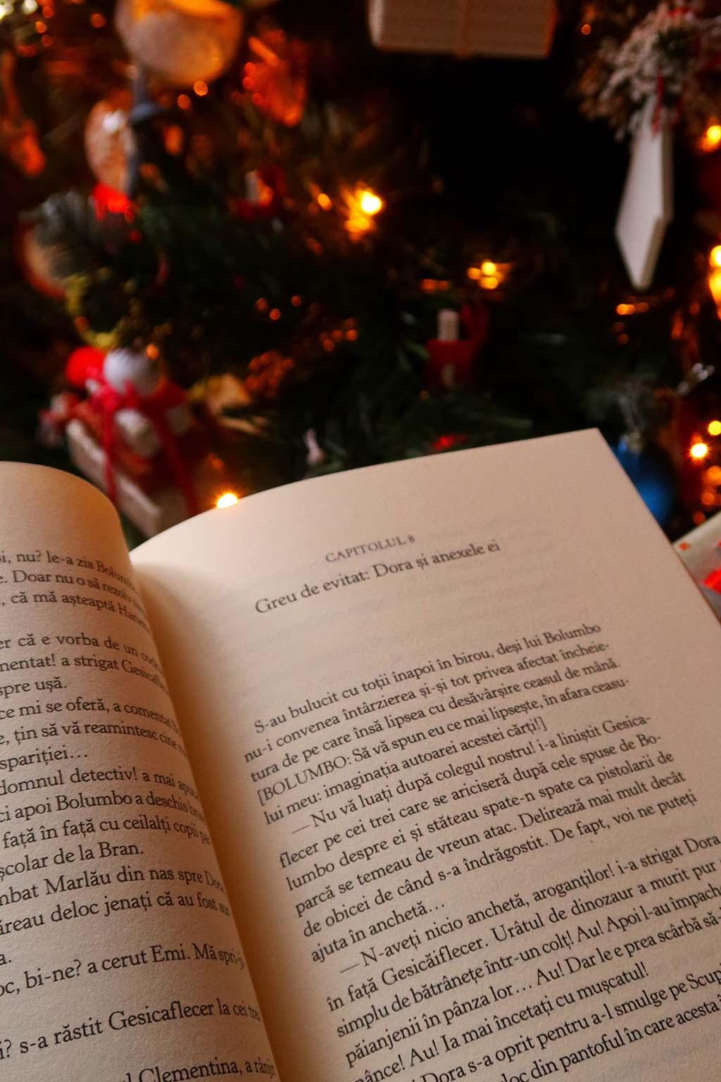libris recenzie carte idei carti lectura vraja spinilor margaret rogerson detectivii aerieni o vacanta de groaza ana rotea