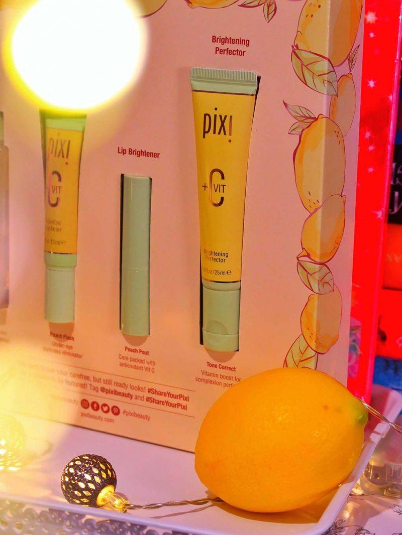 pixi petra beauty vitamin c collection kit pentru iarna