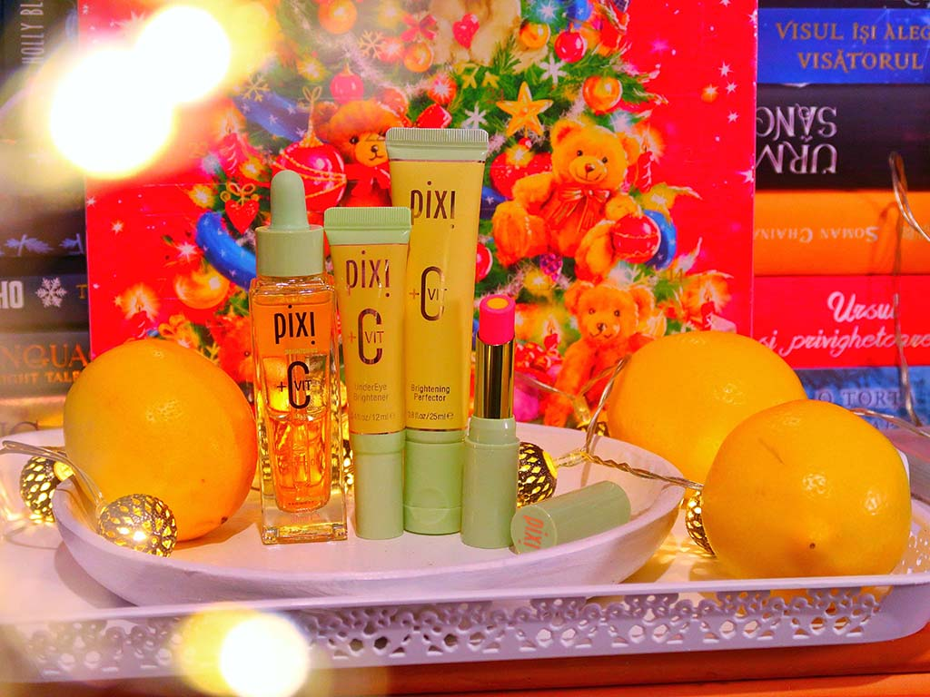 pixi petra beauty vitamin c collection kit pentru iarna