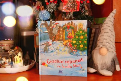 ultima comanda cu lecturi pentru iarna craciun minunat cu familia maus viata aventurile lui mos craciun