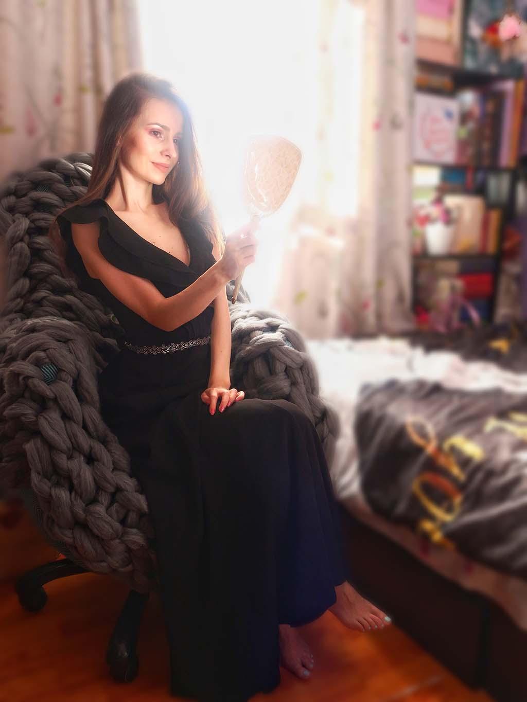 ever pretty dresses order long black mermaid elegant dress rochie lunga sirena neagra1