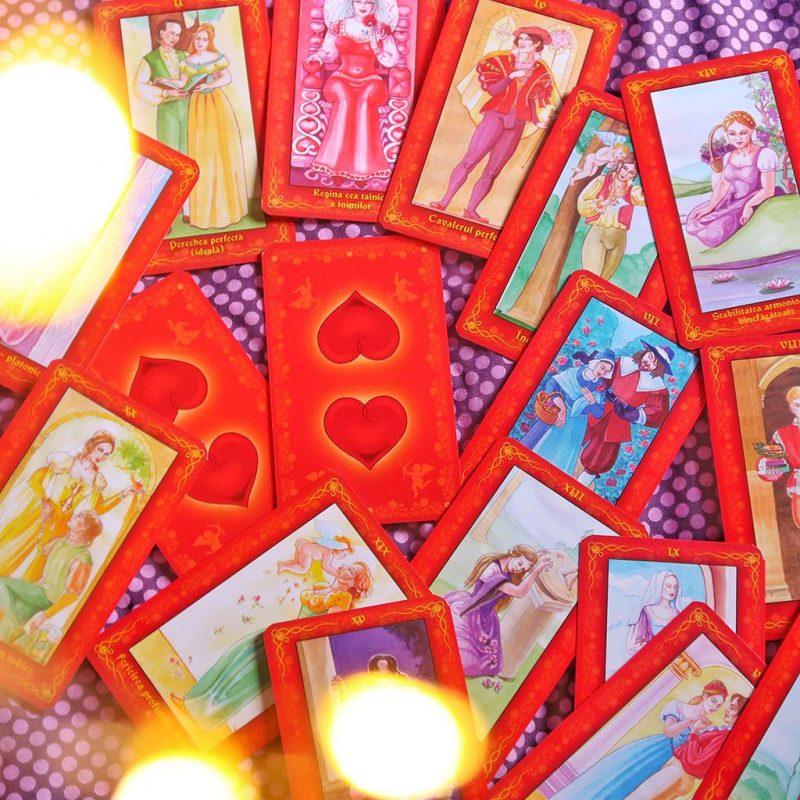 ghideaza-ti viata mai bine folosind cartile oracol tarotul iubirii energiile subtile benefice care declanseaza vindecarea editura ganesha