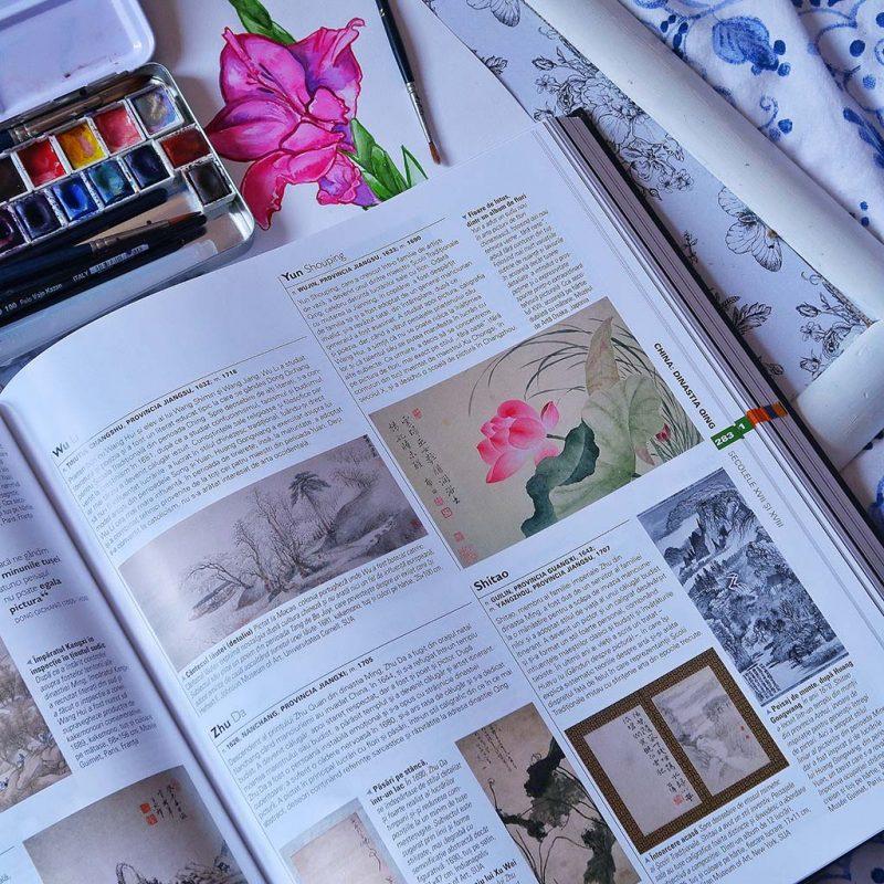 cartepedia de citit recenzie carte carti clubul clepsidrelor arta istorie ilustrata enciclopedie editura litera rao