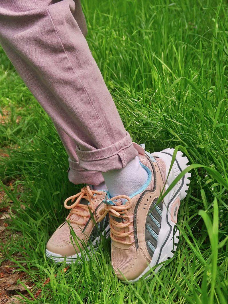 modele adidasi tenisi tenesi papuci dama platforma talpa inalta la moda trend moxo