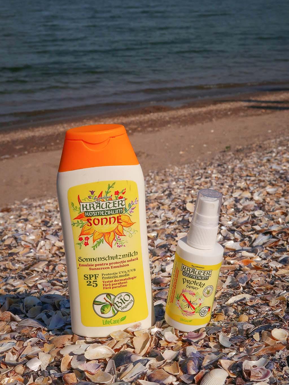 life care lotiune protectie solara copii spray insecte crema calmanta menta iritatii arsuri