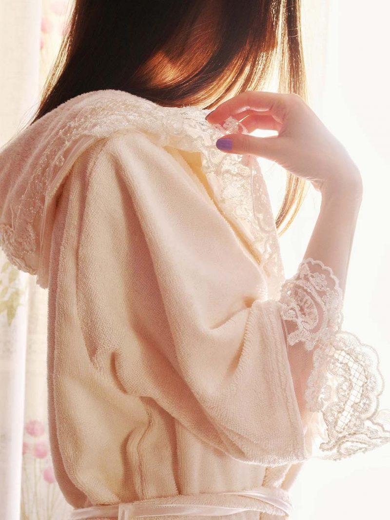 lenjerii deosebite halat halate femei bumbac bambus comode si elegante