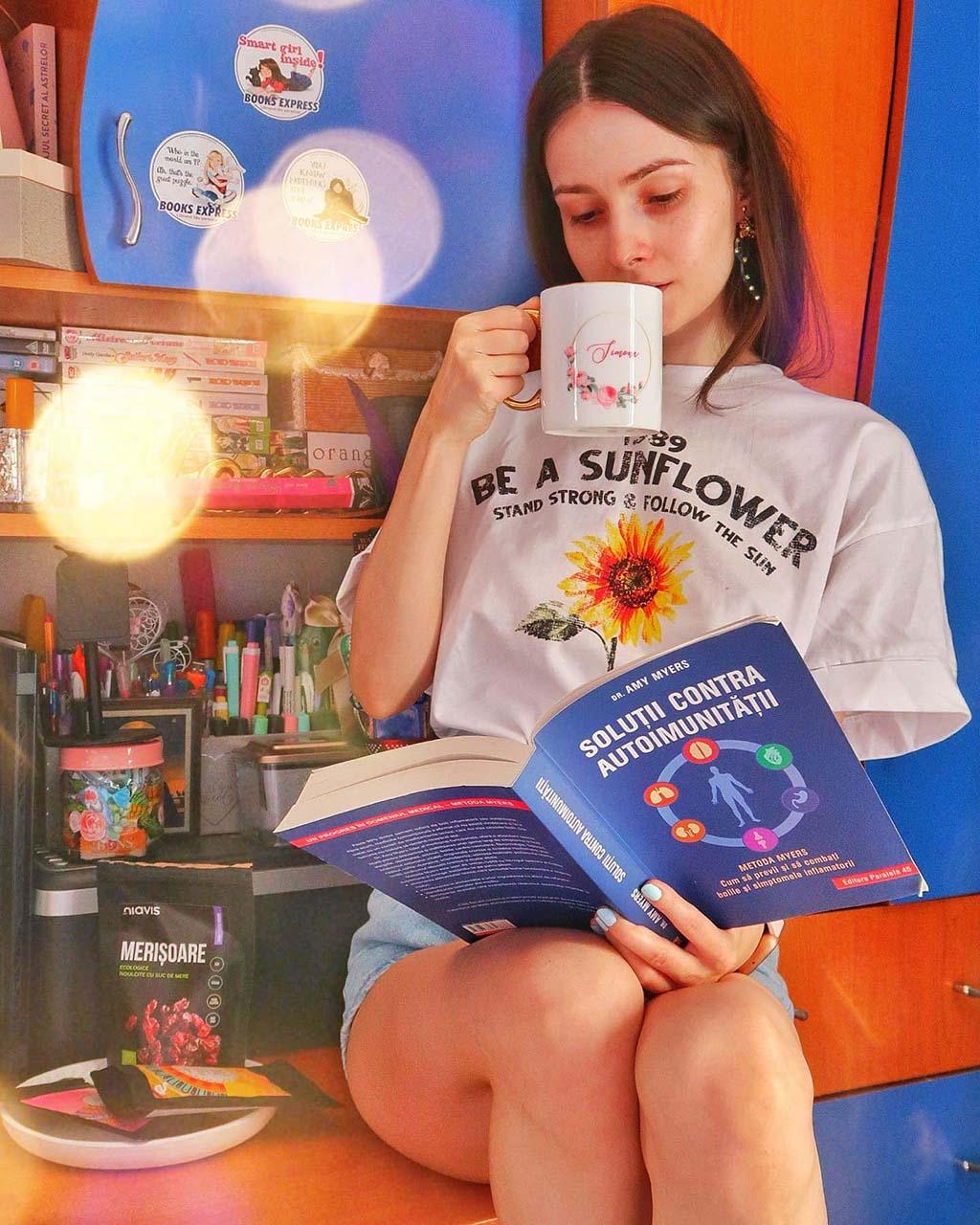 libris carti carte solutii contra autoimunitatii sanatate nivans ceai merisoare